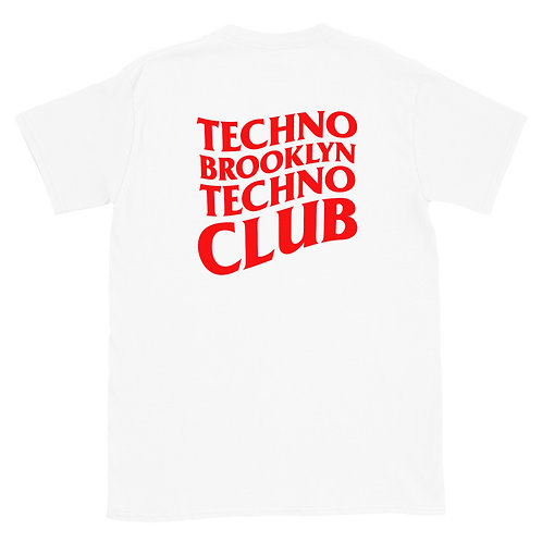 Techno Bklyn Techno Club Tee V2