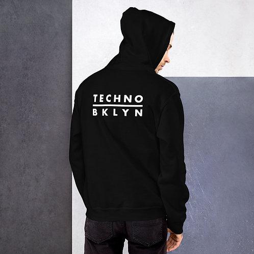 Techno Bklyn Essential Hoodie
