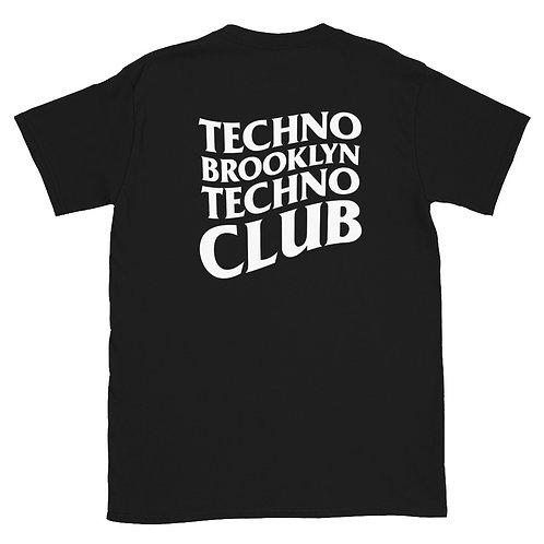 Techno Bklyn Techno Club Tee V1