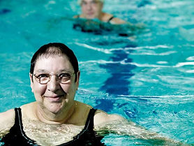 Swimming lessons adult