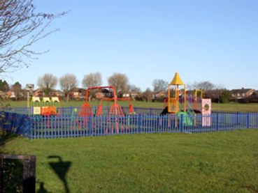 Play ground, park, grass