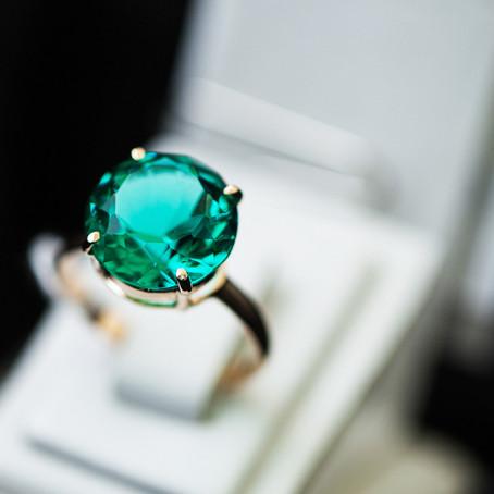 The Best Engagement Ring Gemstones