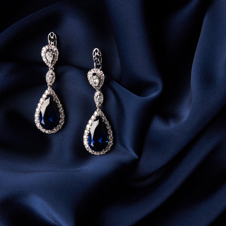 Celebrate Your Birthday With the Bright Blue Hue of September's Birthstone