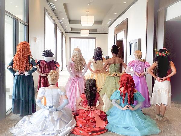 As You Wish Entertainment Princess Parti