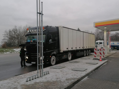 Sonderfahrt mit Doppelbesatzung nach Österreich