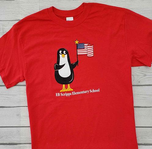Adult - Patriotic Tshirt (unisex)