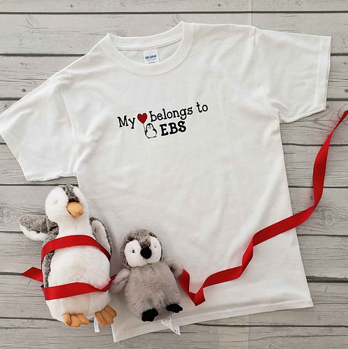 Youth/Toddler - My Heart Belongs to EBS (unisex)