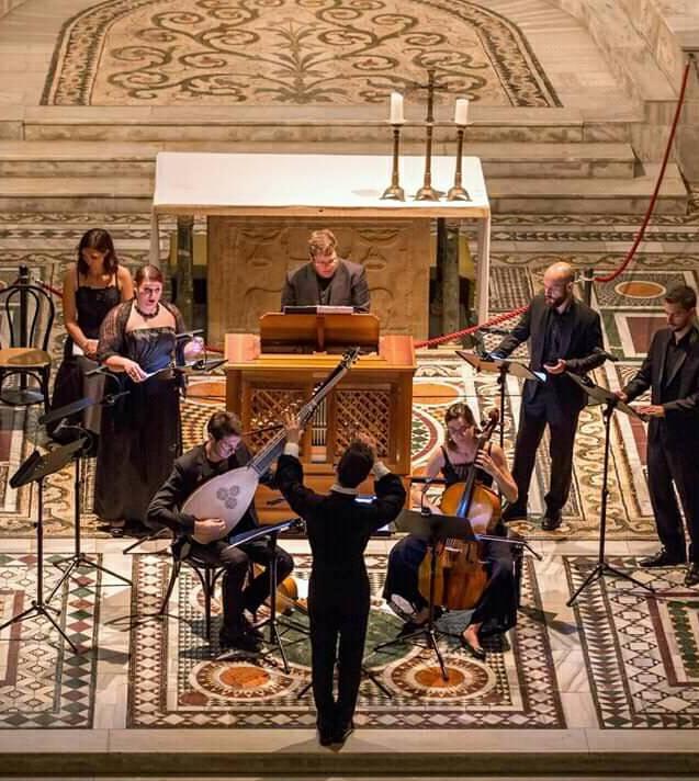 Ravenna Festival 2019 Samuele Lastrucci I Musici del Gran Principe