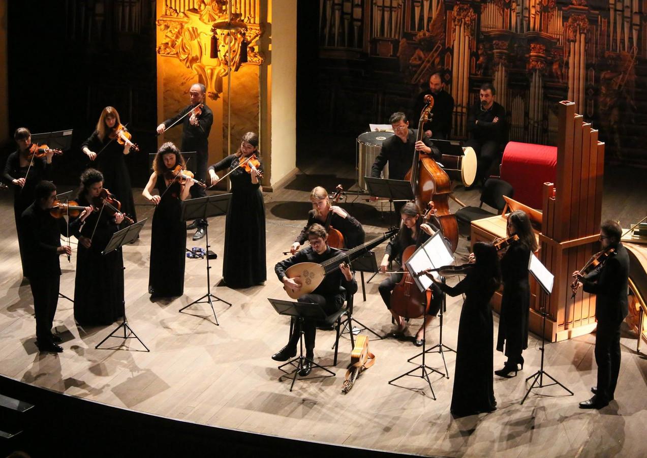 Tbilisi Baroque Festival 2018