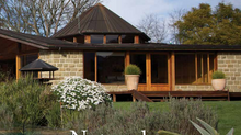 """KANGAROO MANOR B&B SEEN IN YARRA VALLEY MAGAZINE - """"Natural Symphony"""" from Yarra Valle"""