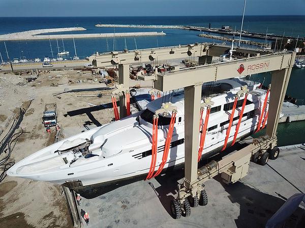Yacht Refitting Cristiano Mariani Architect