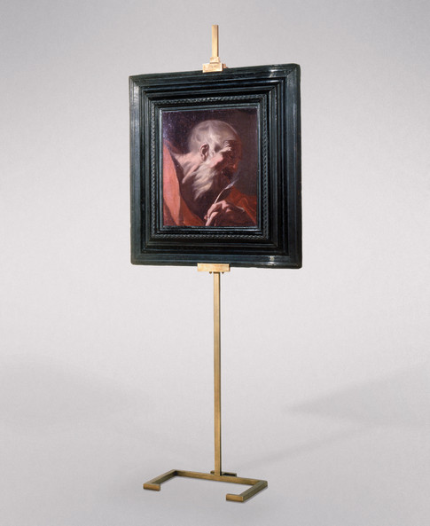 THE STUDIOLO EASEL (GILDED)