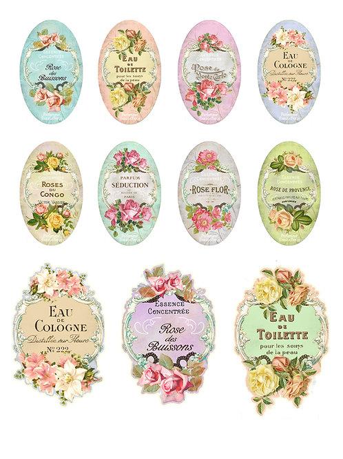 Vintage Ladies Perfume