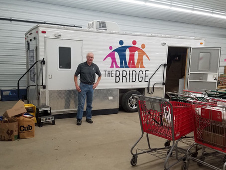The Bridge Pantry  Goes Mobile