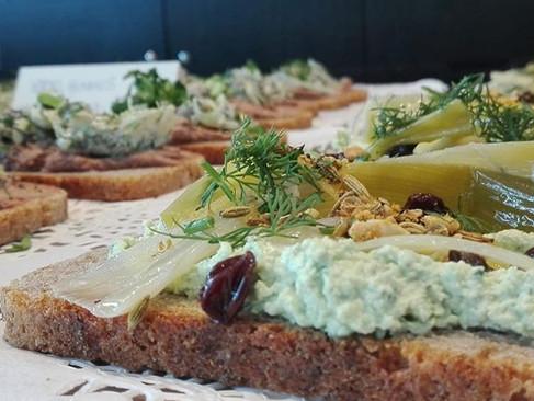 sustainable lunch Provincie Oost-Vlaanderen