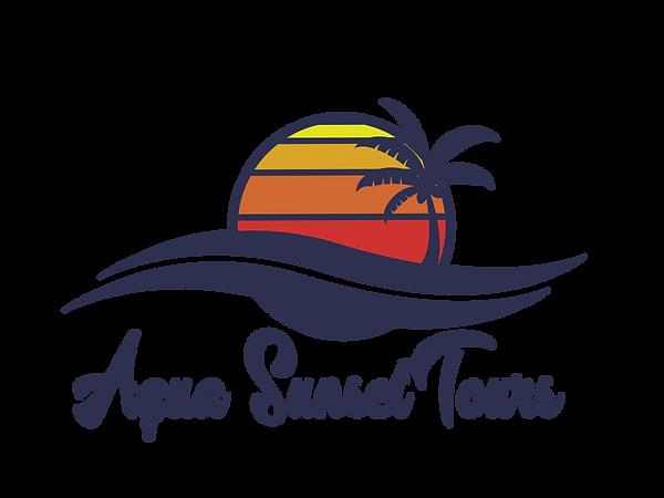Logo Aqua Sunset Tours completo color.pn