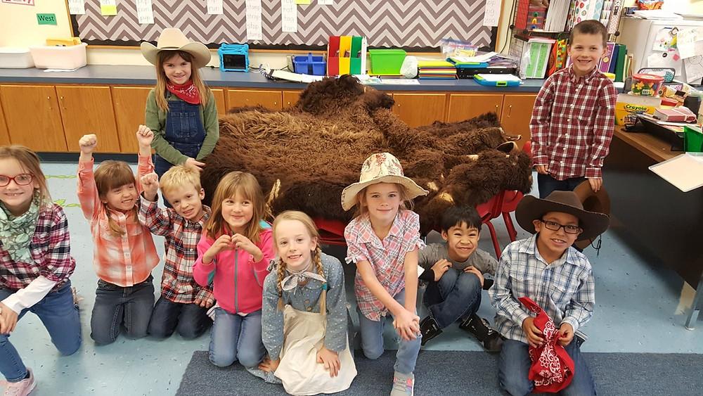 Christian School Kansas Day