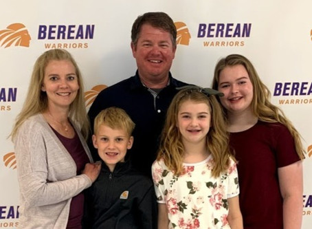 Berean Continues to Grow Strong