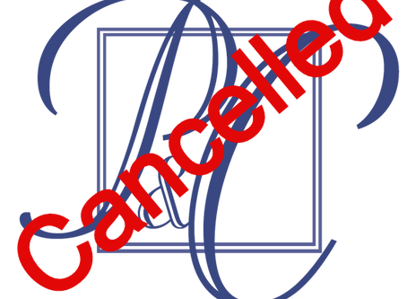 Praise & Celebration Banquet - Cancelled