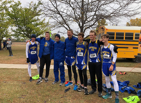 Berean Cross Country Teams Advance to State