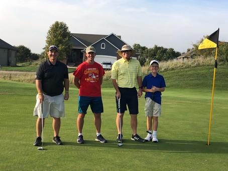 2021 Warrior Golf Classic