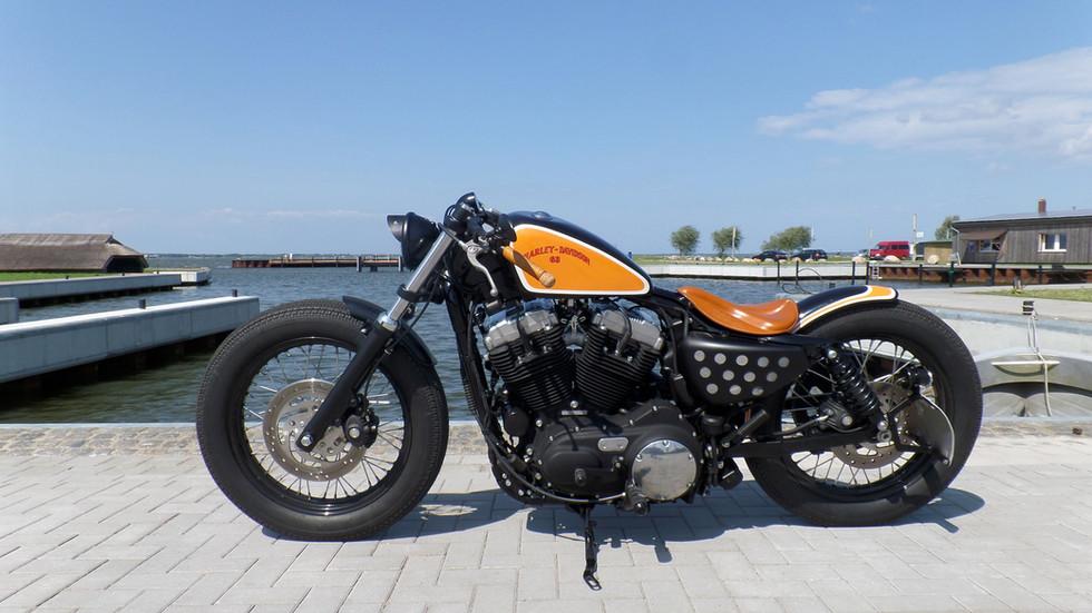 Harley Davidson Bobber