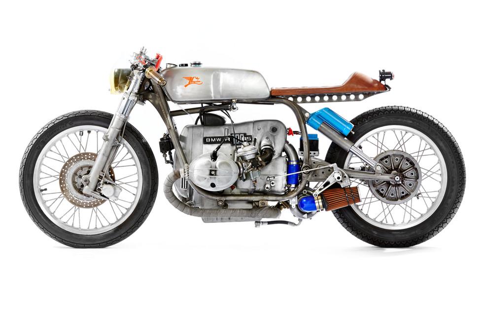 BMW Cafe Racer Turbo