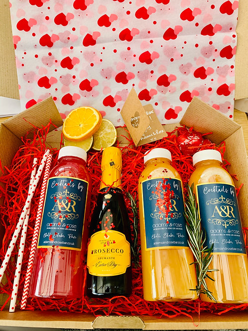 Limited Edition Mother's Day Cosmopolitan Gift Box