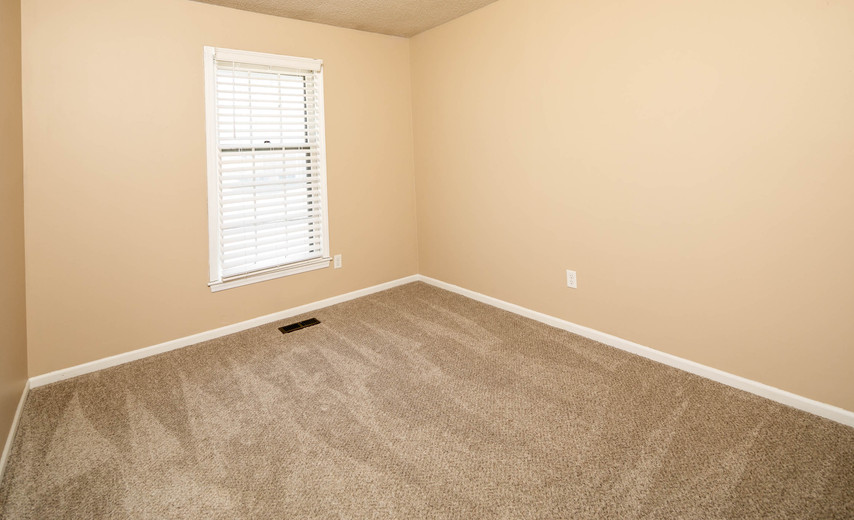 New carpet and paint in the bedrooms!