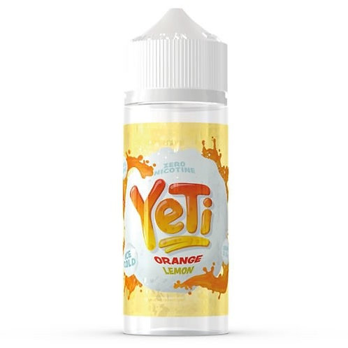 Orange & Lemon - Yeti 100ml
