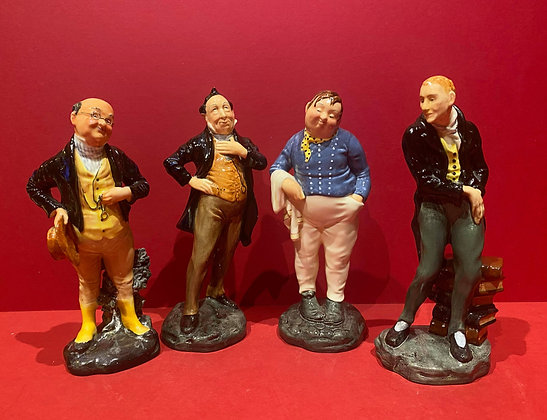 Royal Doulton Dickens Set