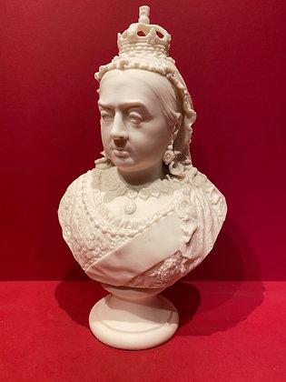 1887 Jubilee Bust of Queen Victoria