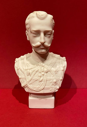 Parian Bust of the Duke of  Clarence
