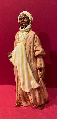 Royal Doulton Figure of  'Ibrahim'.