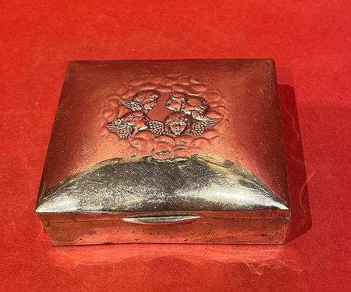Edwardian Silver Box