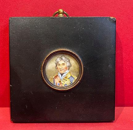 Nelson Portrait Miniature
