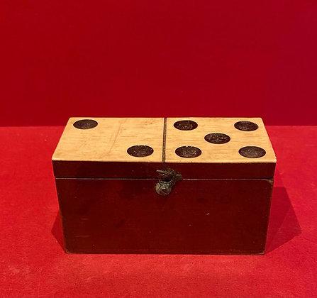 Miniature set of Dominoes