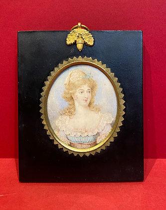 Victorian Portrait Miniature