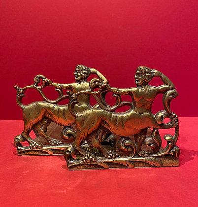 Bronze Centaur Bookends