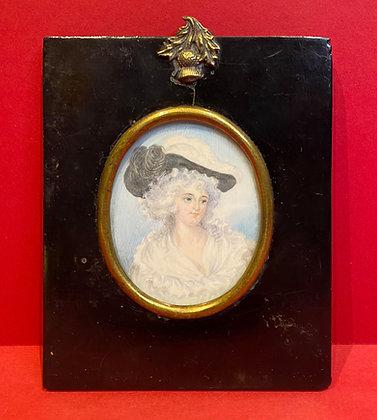 Victorian Portrait of Lady