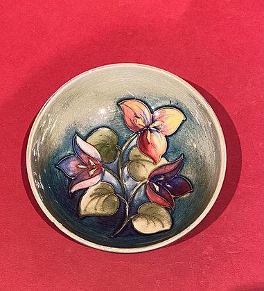Moorcroft Dish