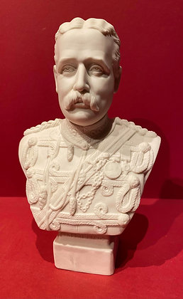 R&L Parian Bust of General French
