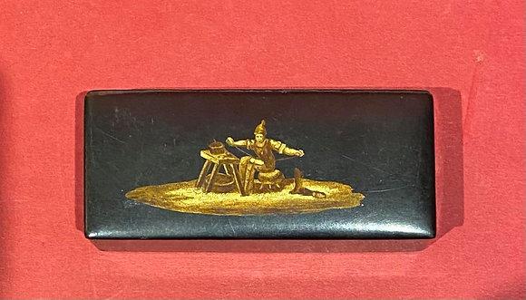 19th Century Rumpelstiltskin Snuff Box