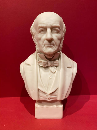 Parian Bust of Gladstone