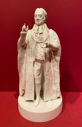 Early Parian Figure of Rev. Charles Simeon