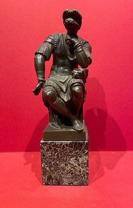 Grande Tour Bronze of Lorenzo de Medici