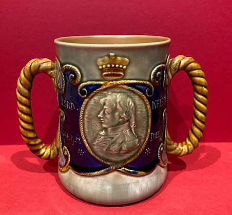 Commemorative Nelson Loving Cup