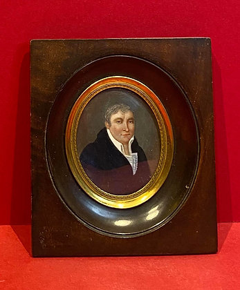 Early 19th Century Portrait Miniature