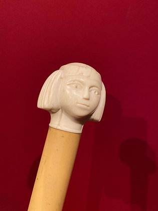 Egyptian Headed Cane