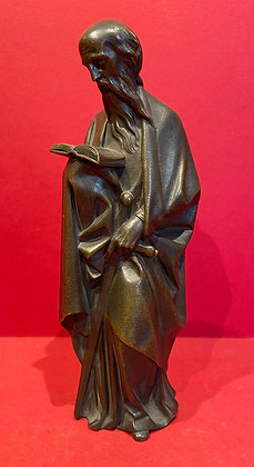Bronze Figure of St Paul